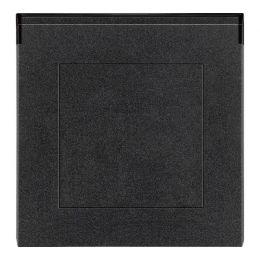 ABB Levit - onyx/kouřově černá