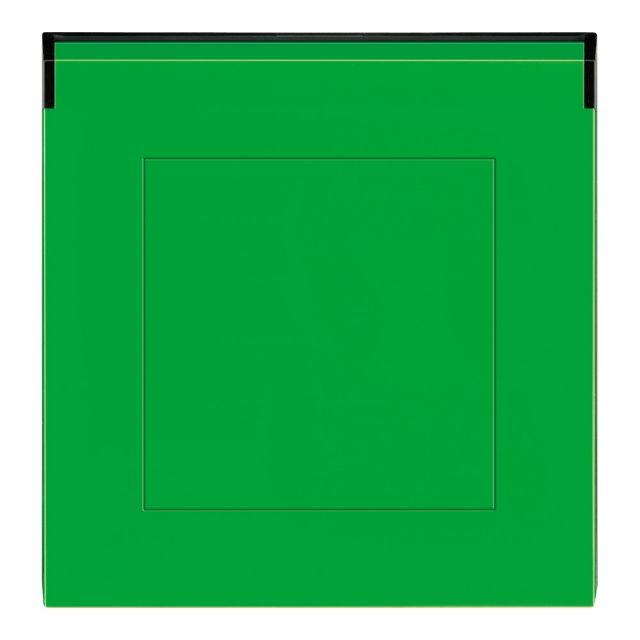 ABB Levit - zelená/kouřová černá