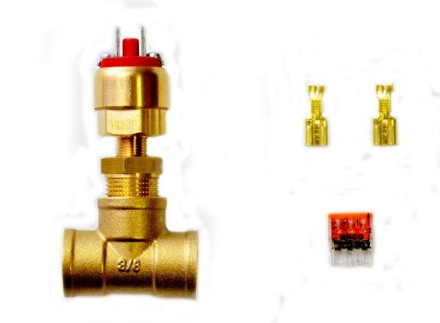 AQUA Control – ochrana k vysavačům typu H2O před nepřitékající vodou