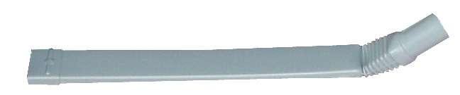 Dlouhá hubice pro nepřístupná místa dvoudílná-pro centrální vysavač Husky