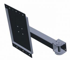 Otočný držák na stěnu pro VROOM včetně hadice a připojení