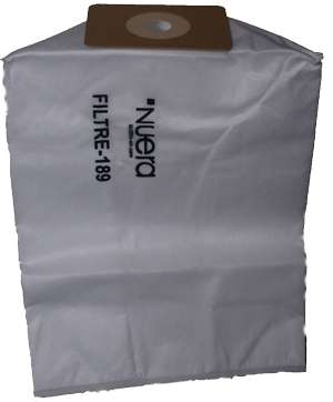 FILTRE-189, filtrační sáček pro Air 10, Spirit, Nanook, Flex, Q Compact Husky