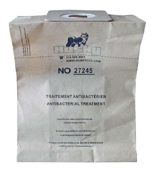 Papírový filtrační sáček pro centrální vysavače HUSKY - PT2002
