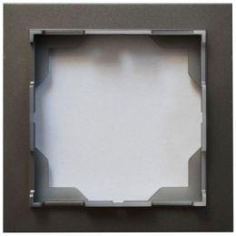Rámeček jednonásobný NEO Tech - Ocel