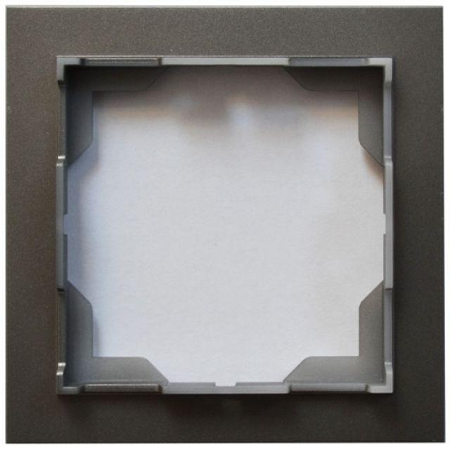 Rámeček jednonásobný NEO Tech - Ocel ABB
