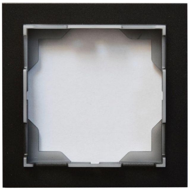 Rámeček jednonásobný NEO Tech - Onyx ABB