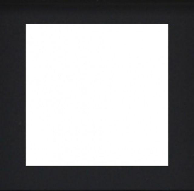 Rámeček zásuvky FUTURE - Mechová Černá ABB