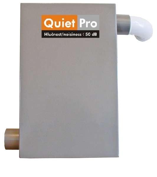Tlumič hluku QUIET PRO - pro centrální vysavače Husky