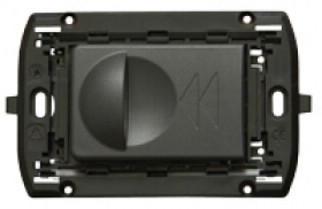 Vysavačová zásuvka AXOLUTE černá