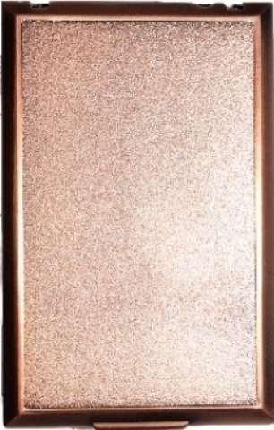 Vysavačová zásuvka Bronzová -vzor Kanada