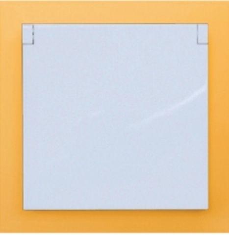 Vysavačová zásuvka NEO Bílá/Bílá ABB