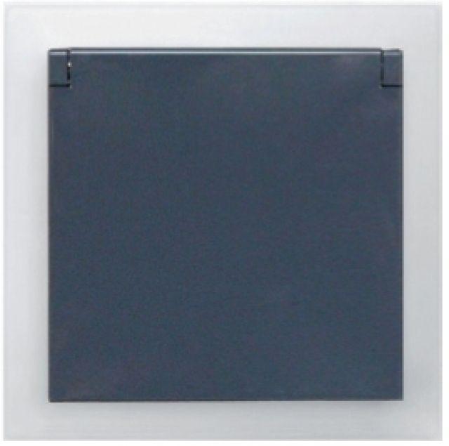 Vysavačová zásuvka NEO Tech -Grafitová ABB