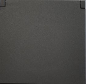 Vysavačová zásuvka NEO Tech -Ocel ABB